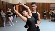 Ballet among the bullets: Iraqi arts school dances on
