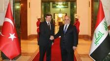 بعد غياب.. رئيس وزراء تركيا في بغداد