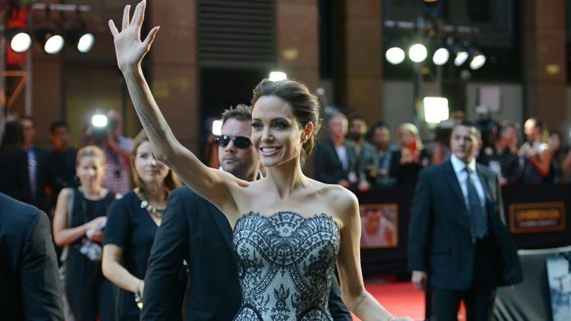 AFP Jolie