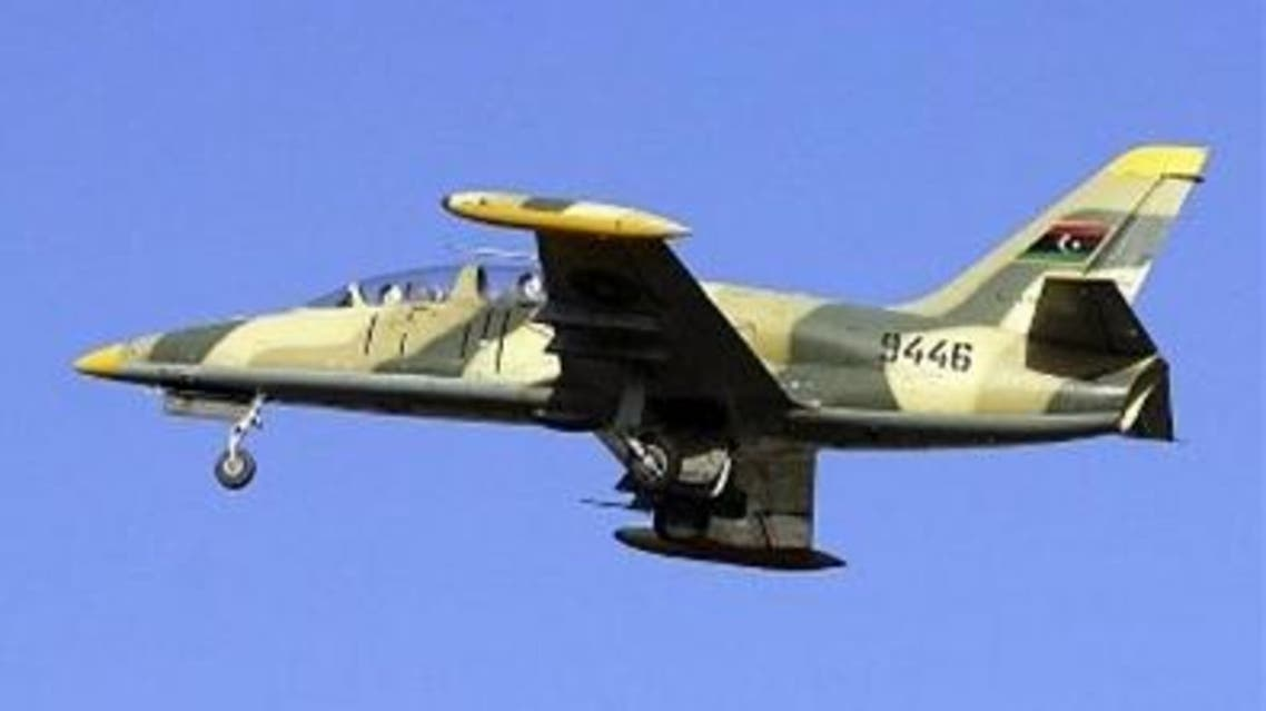 طيران الجيش الليبي