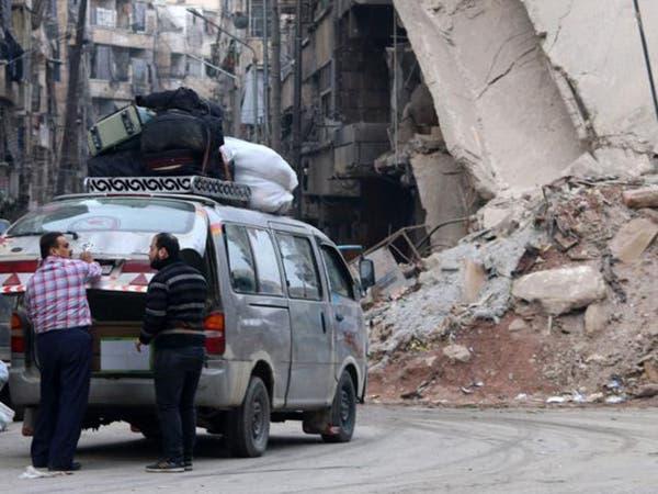 حلب الممزقة.. طريق رعب بين داعش والنظام والمعارضة