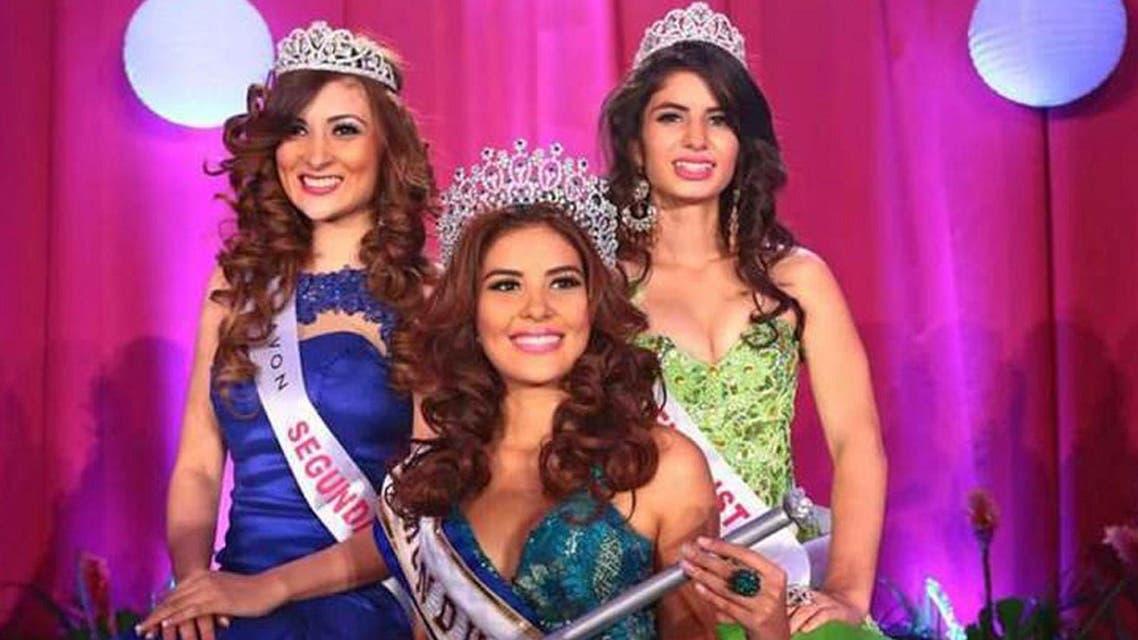 Miss Hoduras Maria Jose Alvarado