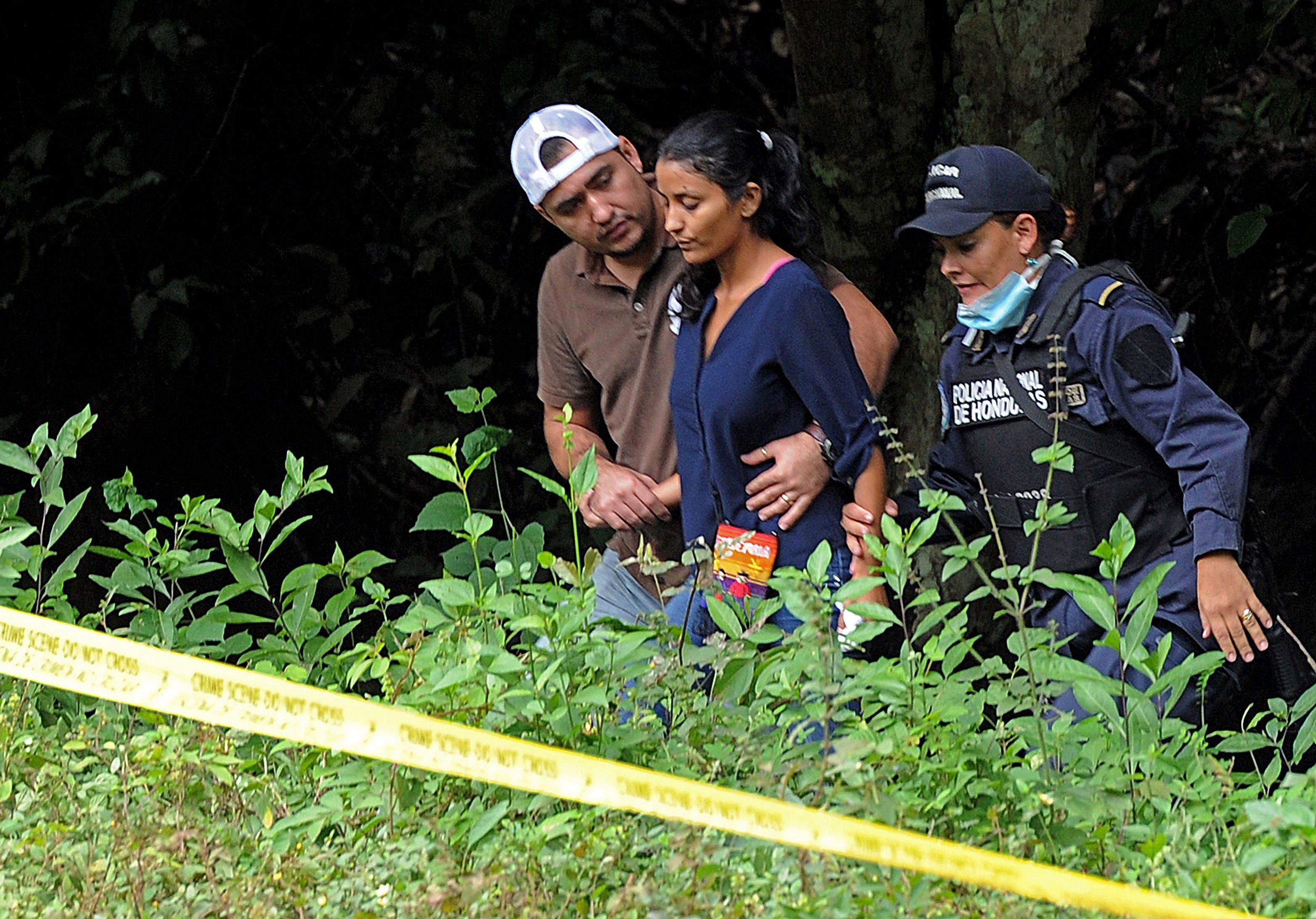 Kory Alvarado Honduras AFP