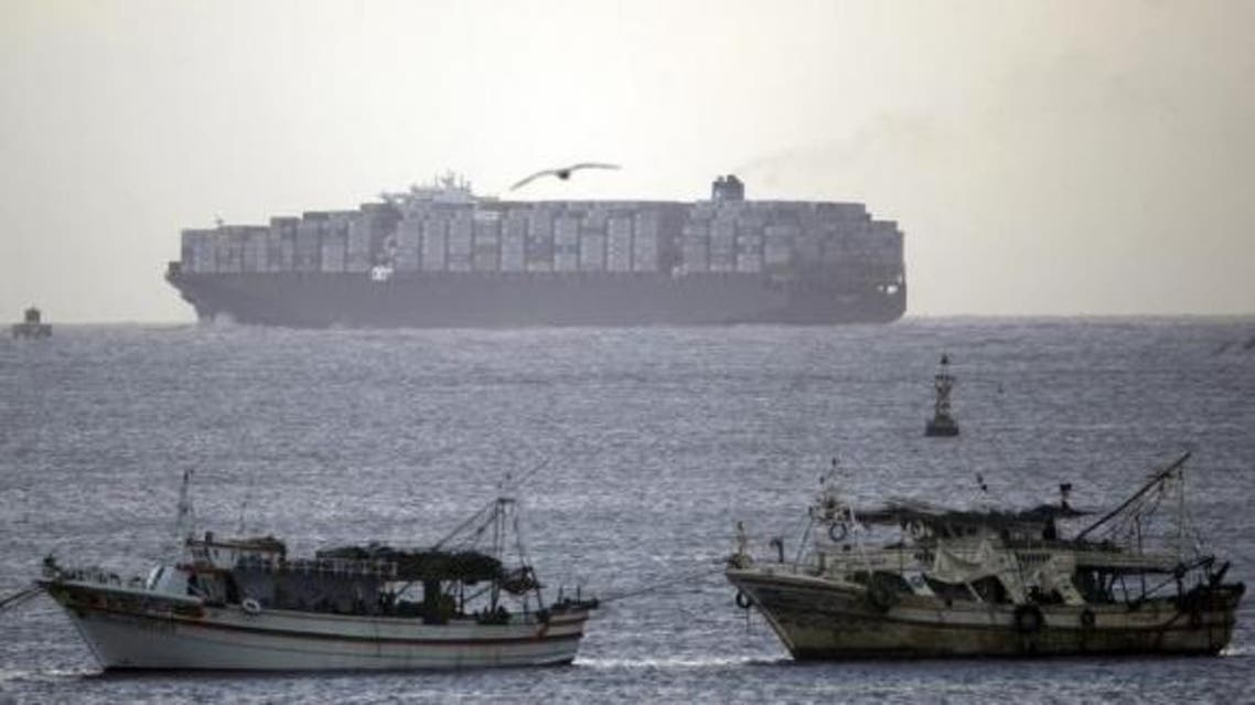 Suez Canal reuters