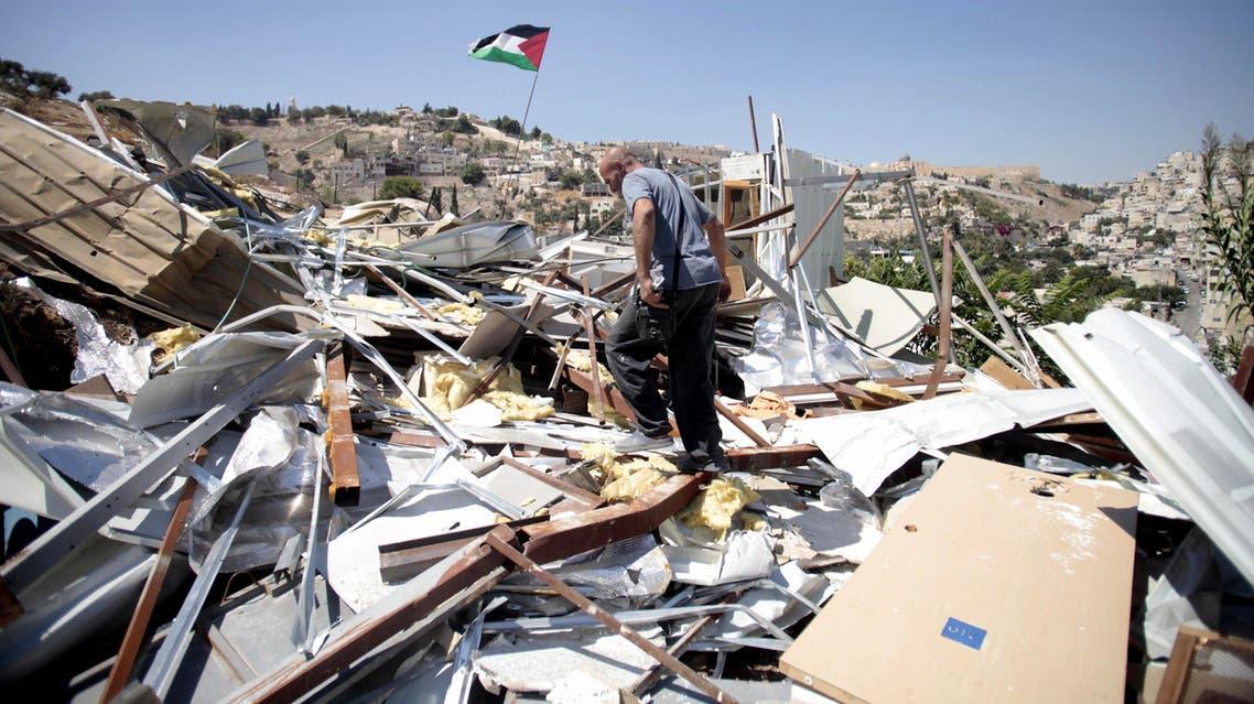 إسرائيل ترفض نداء أوروبياً لوقف هدم منازل فلسطينيين