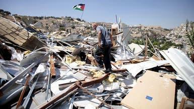 القضاء الإسرائيلي يوقف هدم بيوت فلسطينيين مؤقتاً