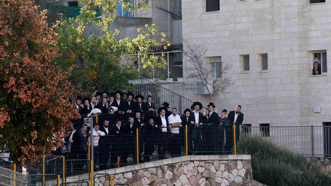 jews jerusalem Reuters