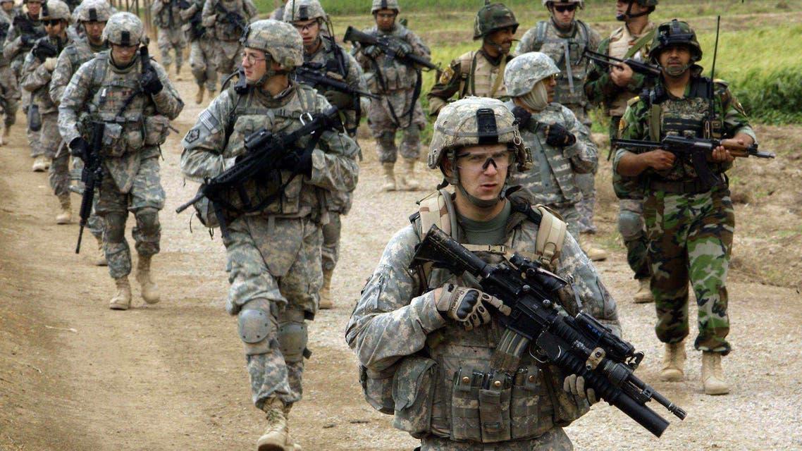 الجيش الأميركي في العراق الحدث