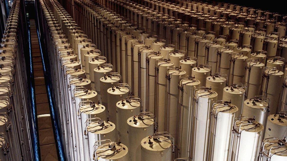 تخصيب اليورانيوم