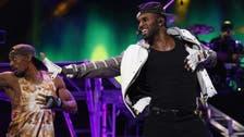 U.S. hit star Jason Derulo dances up a storm in Abu Dhabi