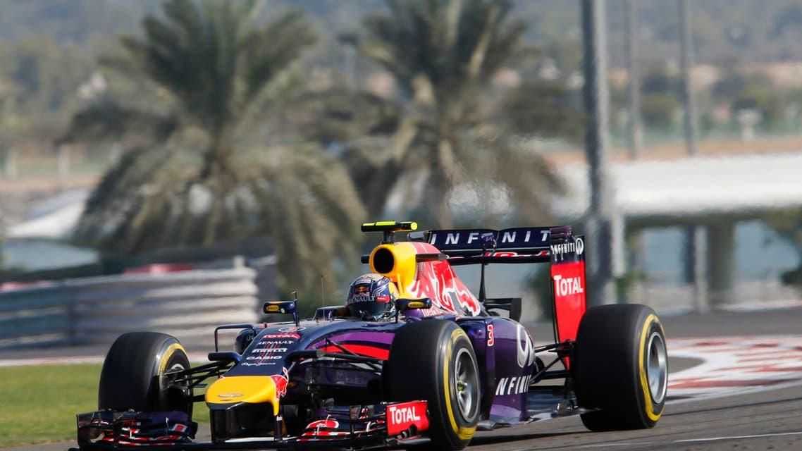 Abu Dhabi F1 Grand  Prix 2014