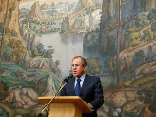 لافروف: موسكو والرياض تعدان فريق عمل لمواجهة الإرهاب
