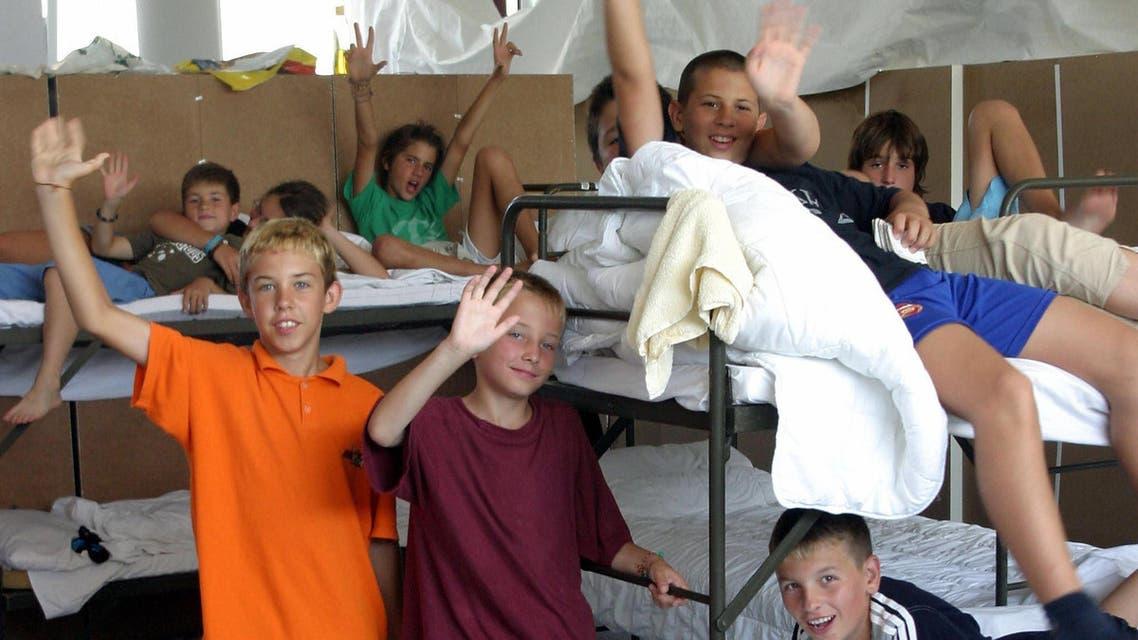 Summer camp AFP