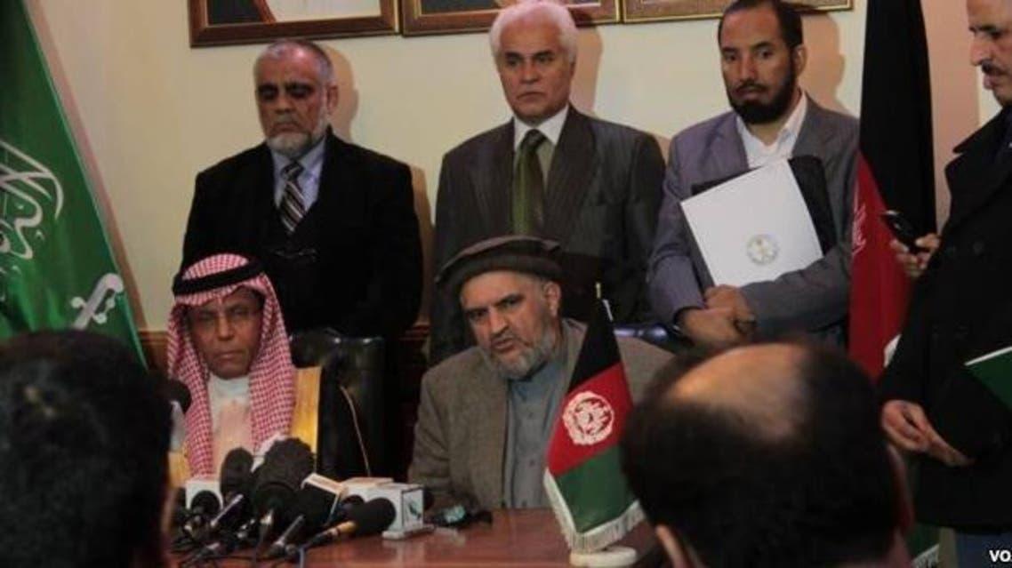 Saudi ambassador at Kabul