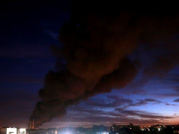 #ليبيا: 8 قتلى و8 جرحى بهجوم صاروخي على بنغازي