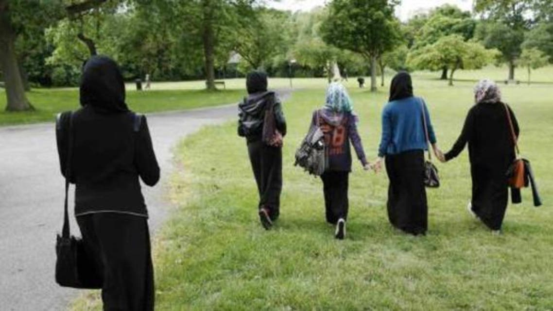 برطانوی طالبات