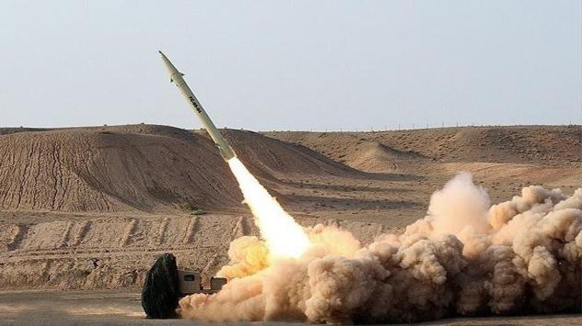 فصاروخ فاتح الإيراني