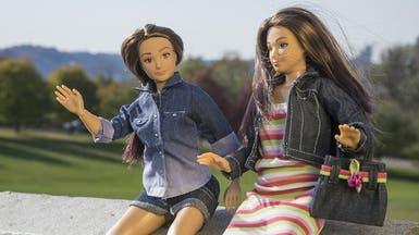 """دمية تشبه """"الفتيات العاديات"""" تنافس """"باربي"""""""