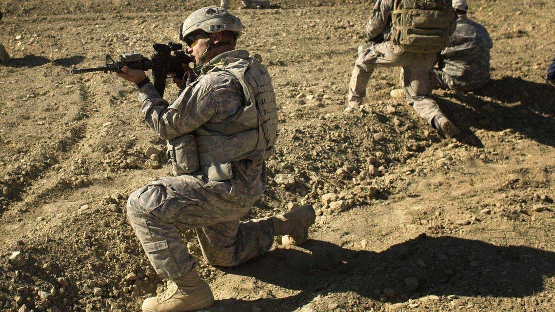 الجيش الأميريكي في أفغانستان