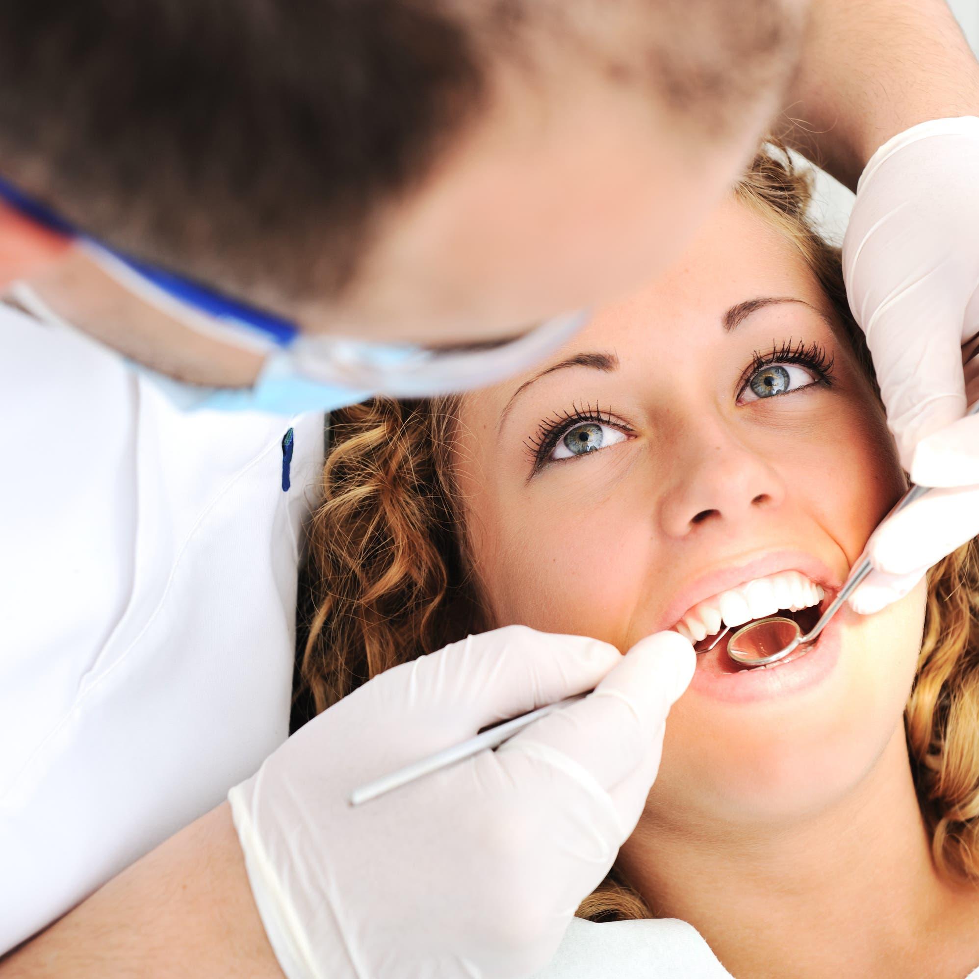 ربوتات لعلاج الأسنان تتلاشى بعد انتهاء المهمة