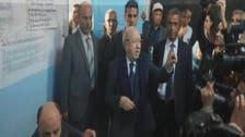 تیونس: السبسی کی صدارتی انتخاب میں برتری