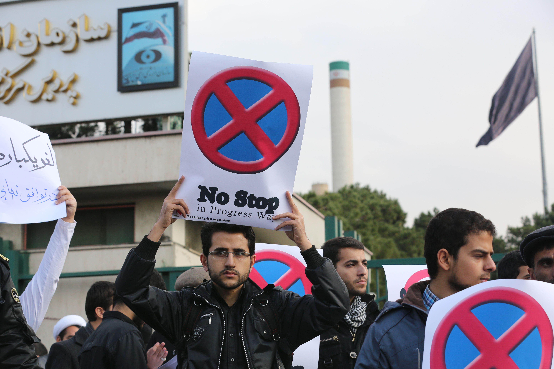 Iranians support Iran's nuclear program