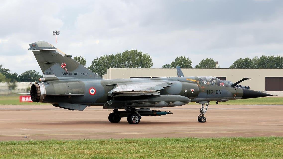 طائرات طائرة ميراج مراج فرنسية فرنسا سلاح الجو الفرنسي