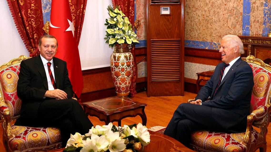 بايدن - إردوغان 3