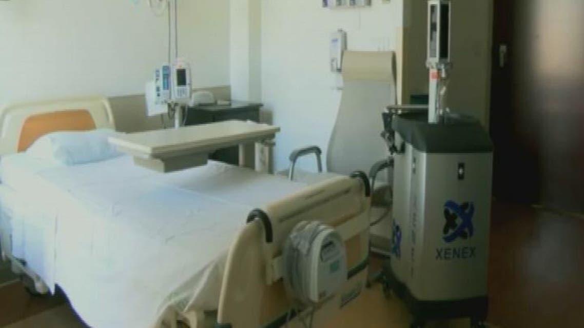 THUMBNAIL_ واشنطن ترسل روبوتات إلى الدول المنكوبة للقضاء على إيبولا