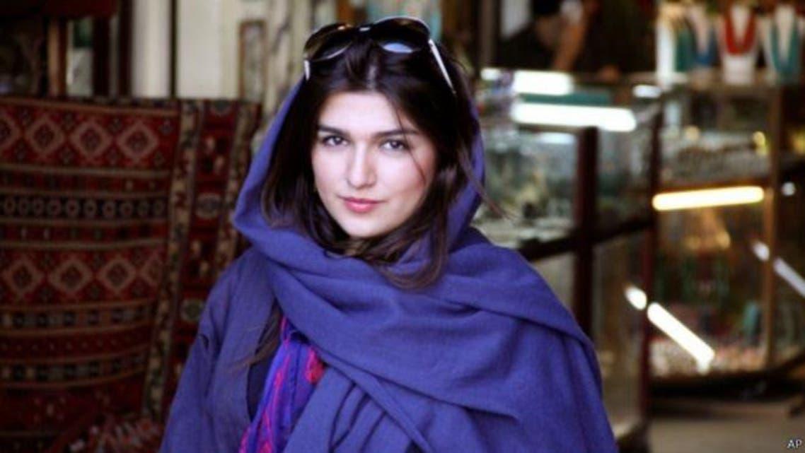 معتقلة إيرانية