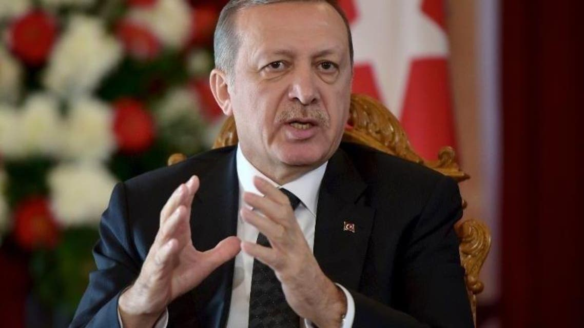 Turkish President Recep Tayyip Erdogan has encouraged every woman to have three children and wants to limit abortion rights and access to the morning-after pill. (AP)