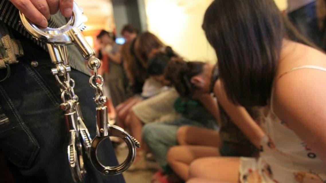 human trafficking. (Reuters)