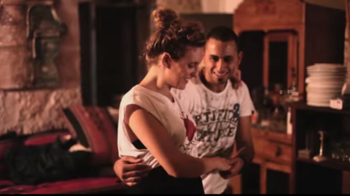 Palestine Swing Group dancing youtube