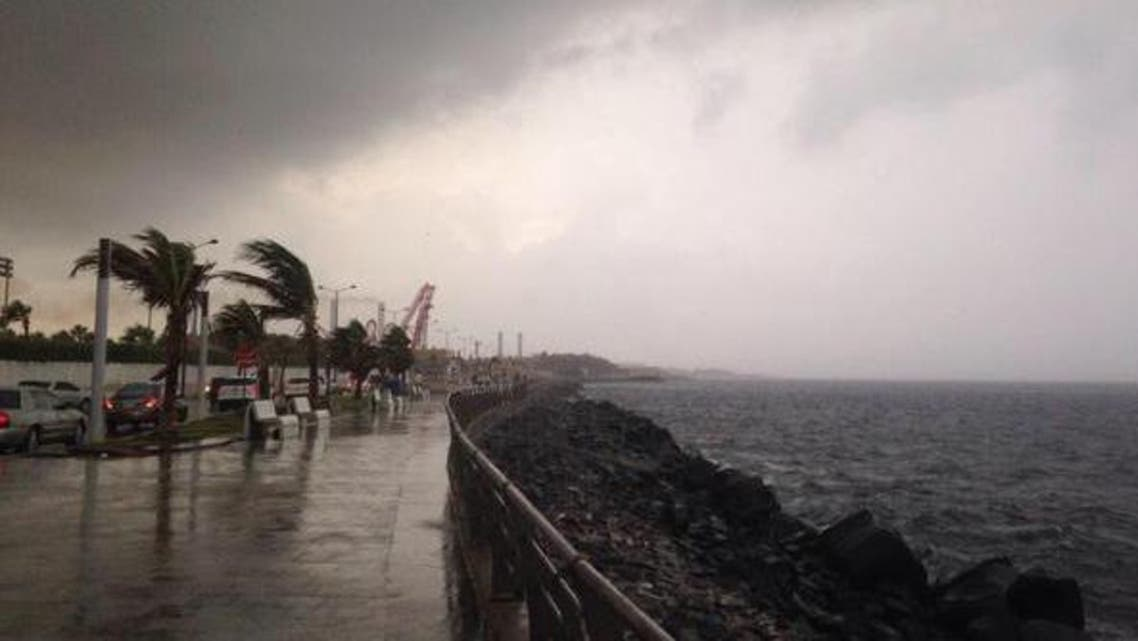 jeddah floods twitter