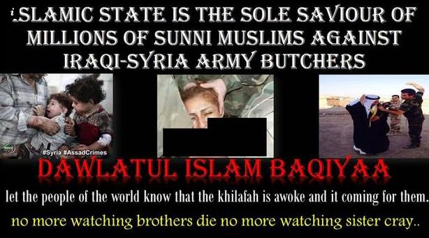ISIS propaganda -