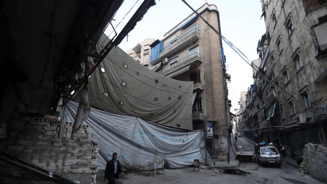 Aleppo AFP