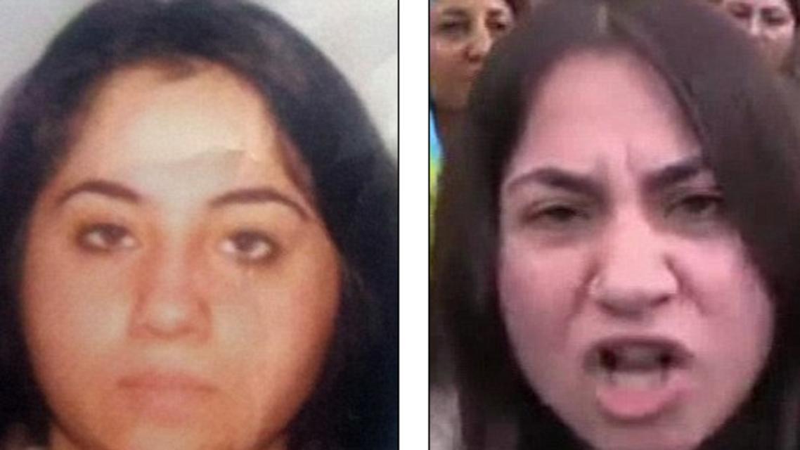 ISIS female