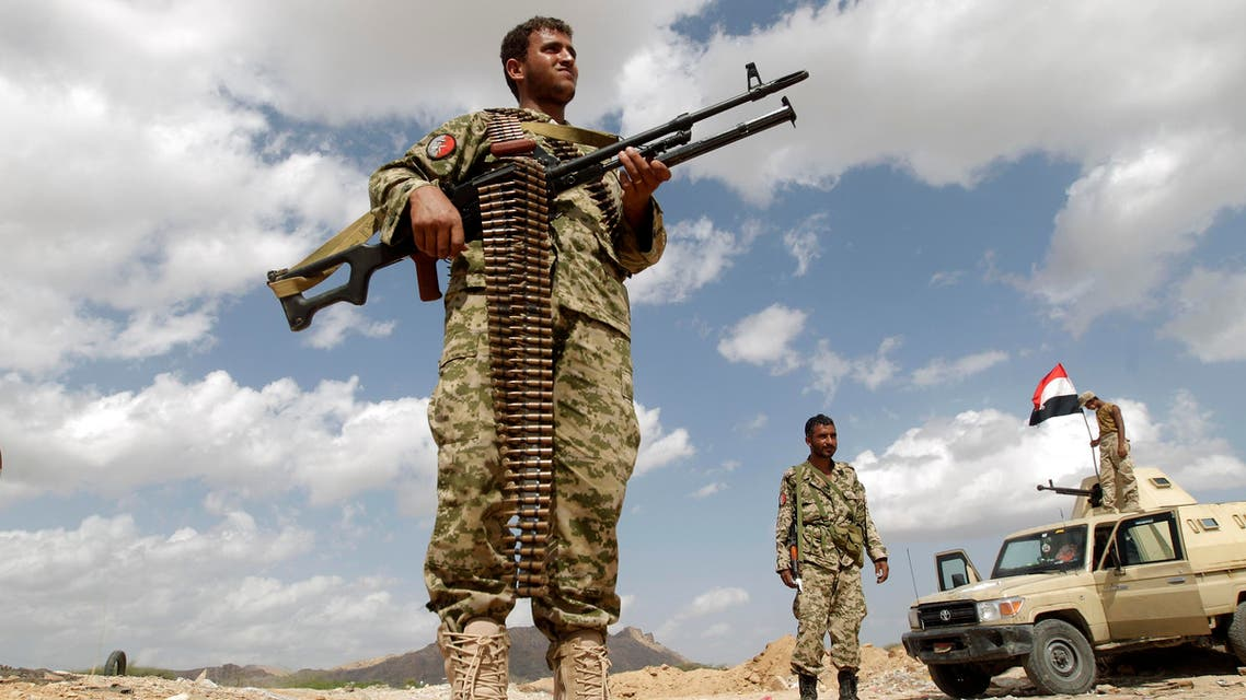 yemen soldiers reuters