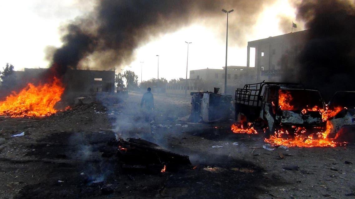 Raqqa ISIS AFP Nov. 25, 2014