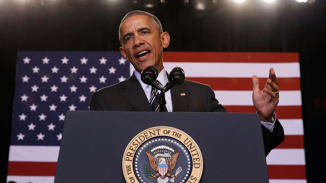 U.S. President Barack Obama speaks about immigration reform while at the Copernicus Community Center in Chicago Nov. 25, 2014. (Reuters)