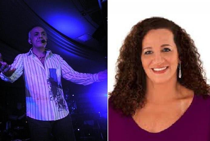 جنديرا وشقيقها ريكاردو فغالي، كانا بفرقة موسيقية واحدة، ثم انفصلت إلى السياسة وبقي هو في الفن