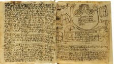 Ancient Egyptian spell book decoded in Australia