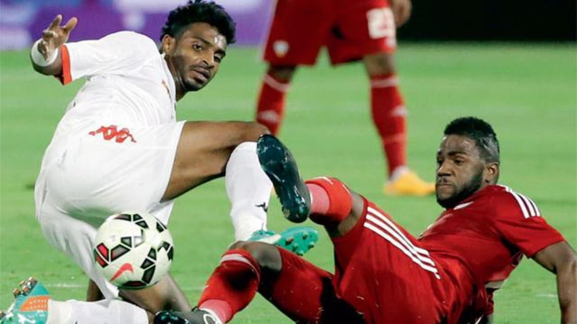 UAE Oman