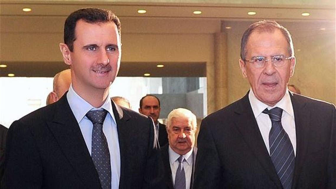 APF - Assad.Russia
