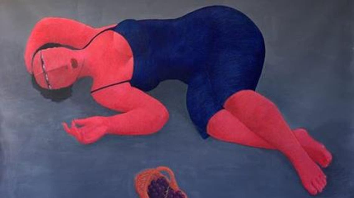 Ayman Essa Gaza artist