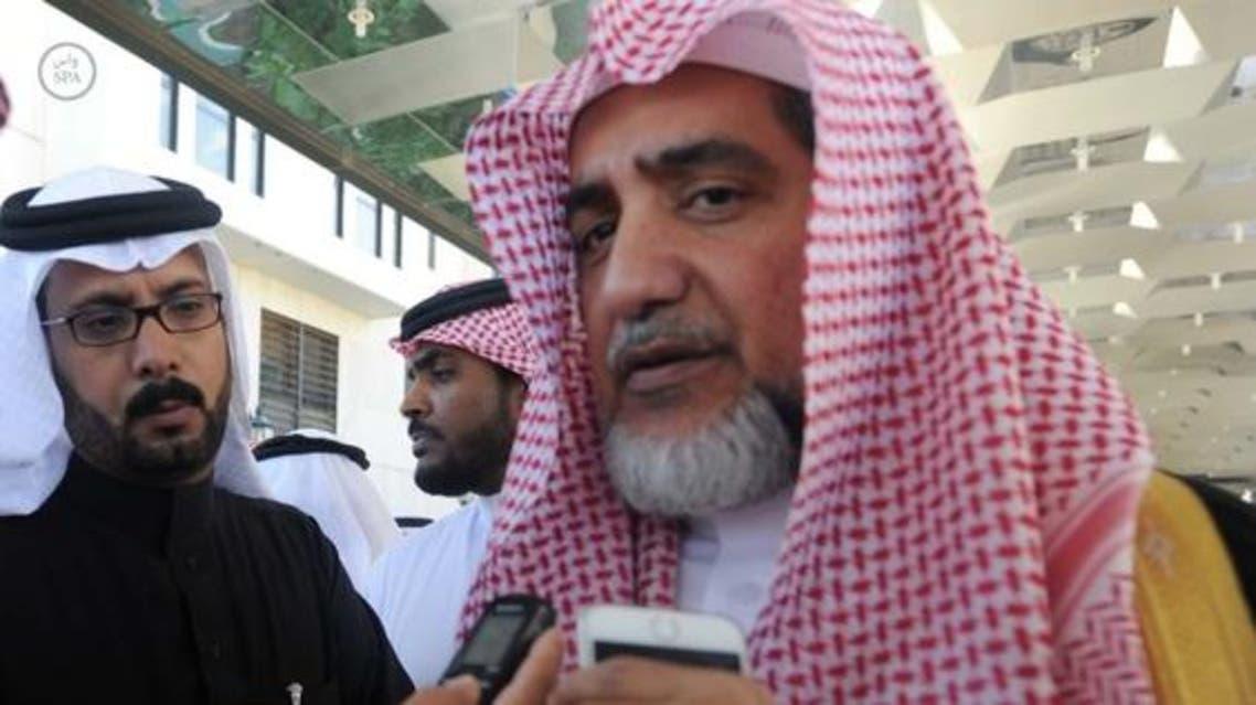 Minister of Islamic Affairs, Endowments, Call and Guidance, Sheikh Saleh al-Sheikh