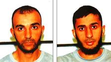 شام میں عسکری تربیت پر دو برطانویوں کو جیل کی سزا