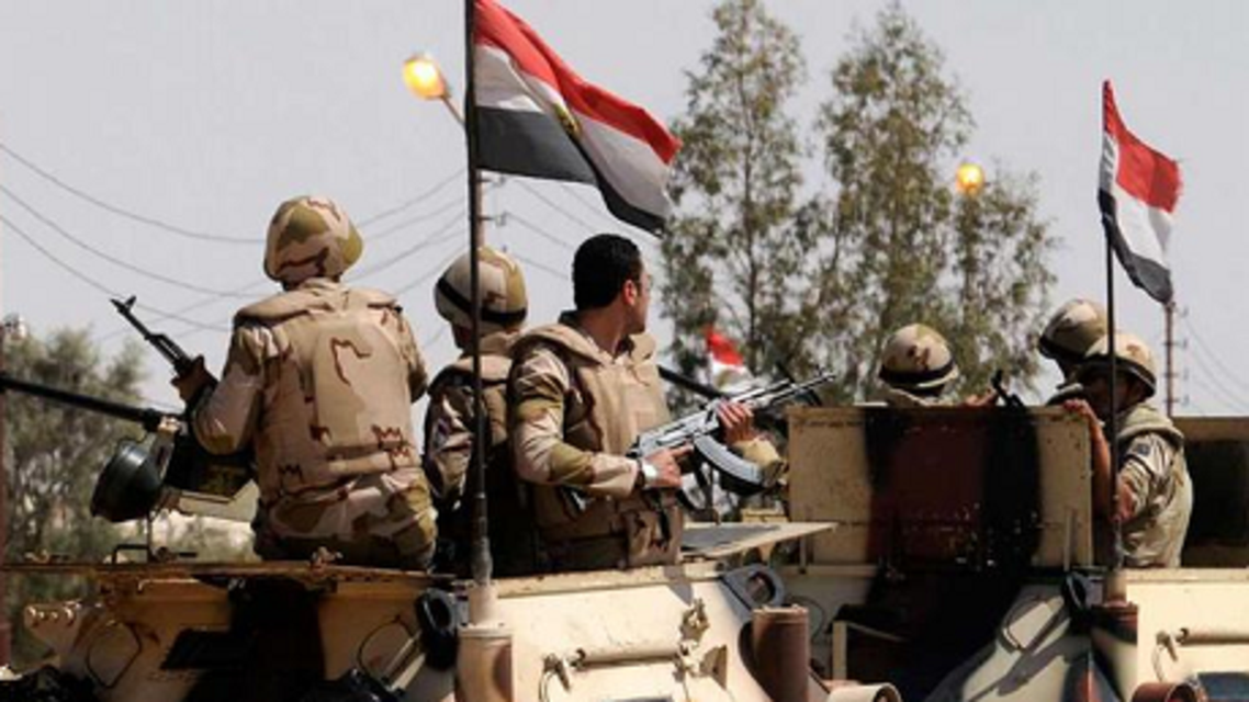 Egyptian army (reuters)