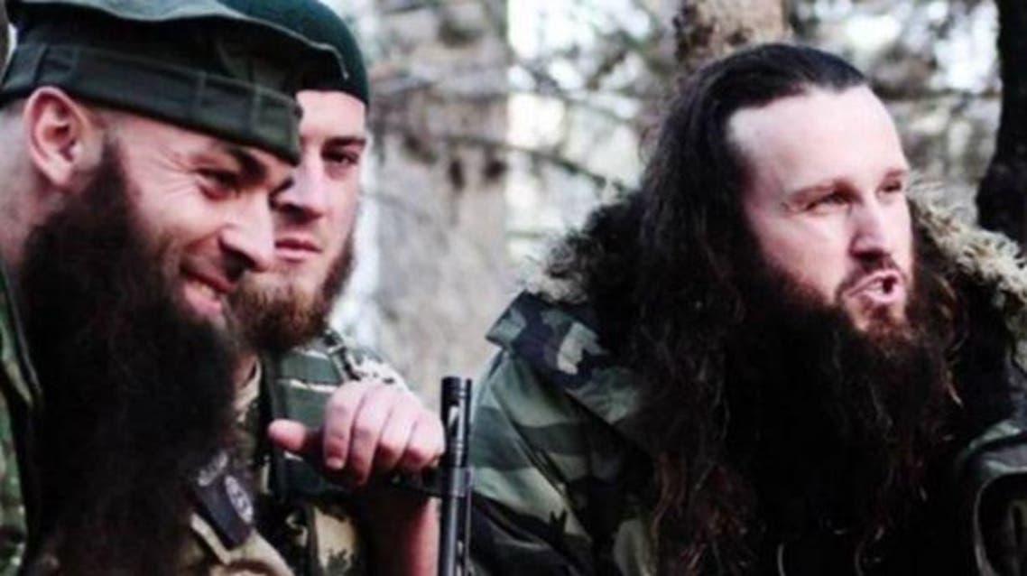حكم شقيقان بريطانيان معسكر تدريبي داعش