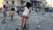 شام: الرقہ میں شامی بمباری سے امریکا خوفزدہ ہو گیا